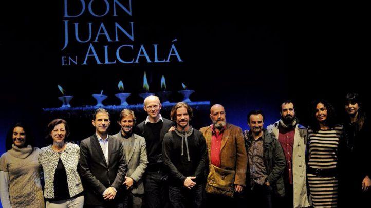 Presentación de la XXXII edición de Don Juan en Alcalá