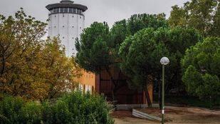 El silo de Hortaleza volver� a ser un centro cultural