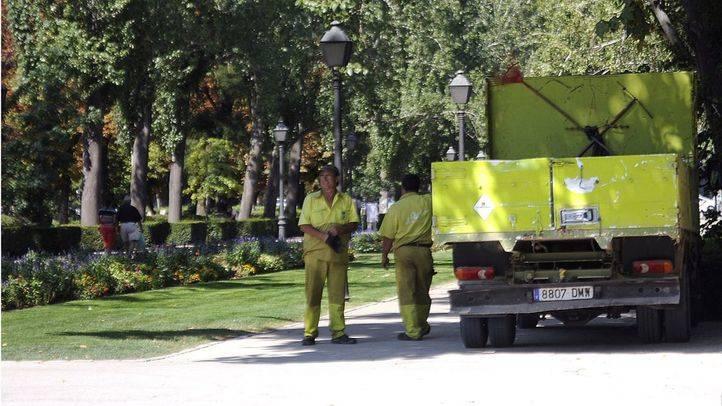 Madrid quiere ahorrar 2,3 millones con la creación de una empresa municipal ambiental