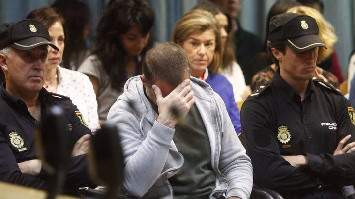 Antonio Ortiz, el presunto pederasta de Ciudad Lineal, en la silla de acusados del juicio por agresiones sexuales a menores. (Archivo)