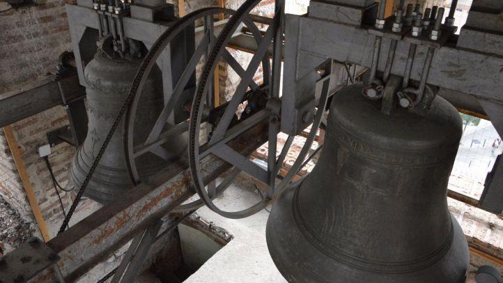 Las campanas de la pol�mica de M�stoles