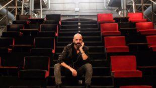 Mateo Feij�o, director de las Naves del Matadero