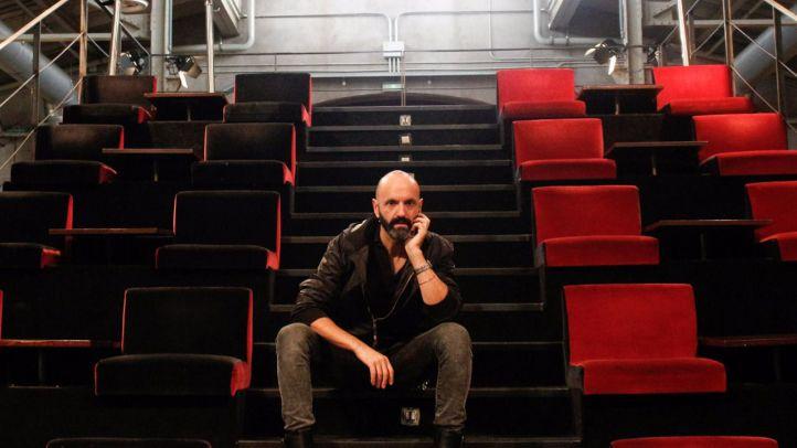 Mateo Feijóo, director de las Naves del Matadero