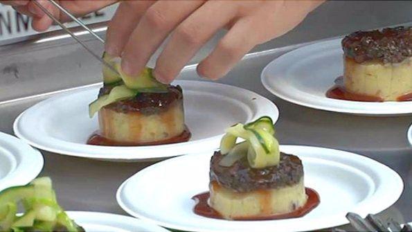 La III edición del Mercado de Sabores arranca con una degustación de alta gastronomía