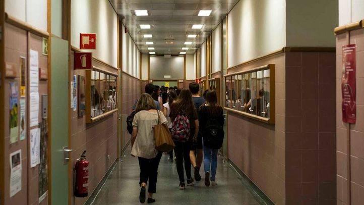 Selectividad en la Facultad de Odontología de la Universidad Complutense.