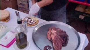 Feria del marisco