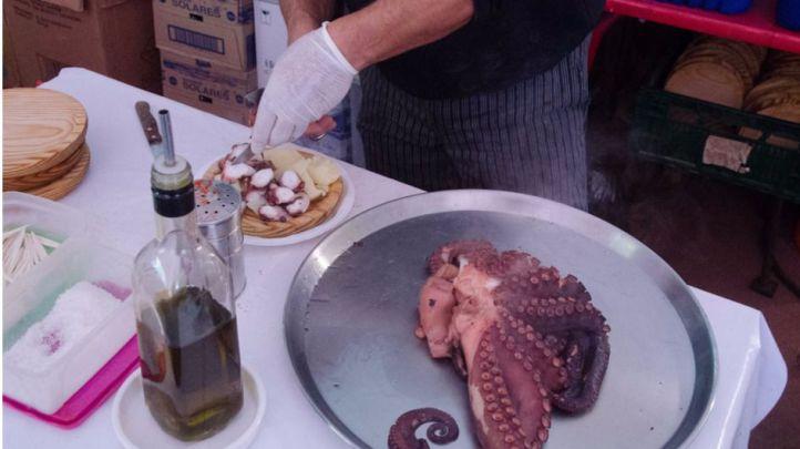Feria del Marisco en Colmenar Viejo: todo el sabor gallego al borde del Manzanares