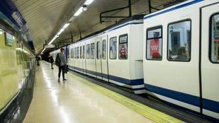 Restablecido el servicio en la línea 7 de Metro entre Lacoma y Pitis, después de una avería