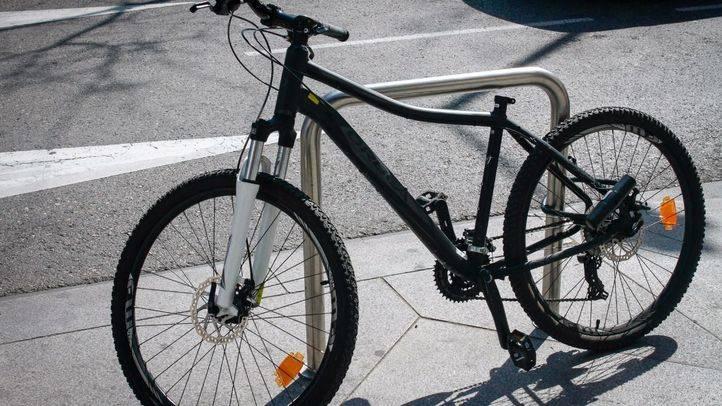 Las bicicletas estaban destinadas a la venta de sus componentes el�ctricos y mec�nicos a trav�s de una p�gina web