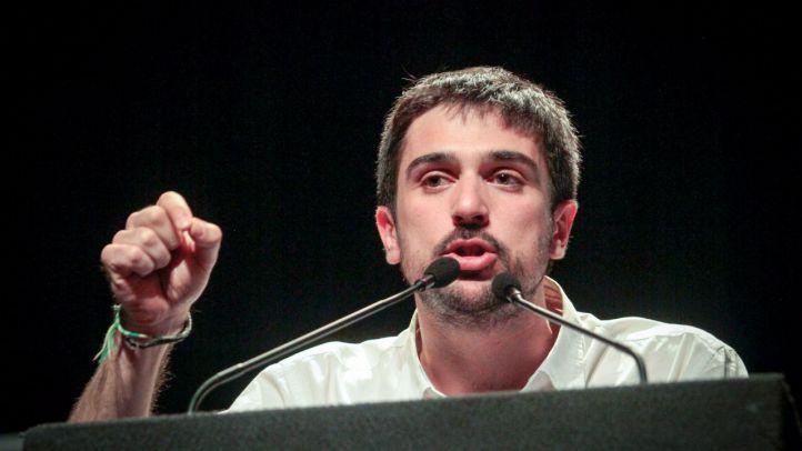 Espinar se al�a con el sector anticapitalista para luchar contra Maestre en Podemos Madrid