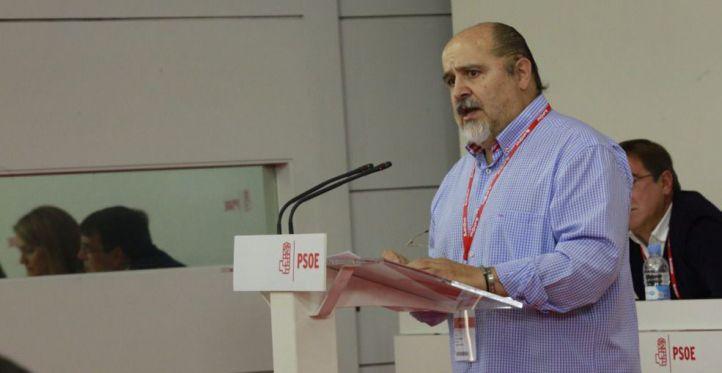 Txarli Prieto defiende que se mantenga el 'no' a Rajoy durante el Comité Federal del PSOE