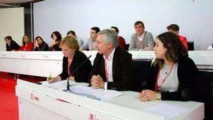 Pepe Blanco preside la Mesa en el Comité Federal