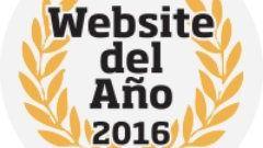 """Abierta la votación para los premios """"Website del año 2016"""": he aquí los finalistas"""
