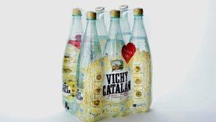 El nuevo envase de 1,2 litros de Vichy Catalan, premio Liderpack 2016 al mejor packaging de bebidas