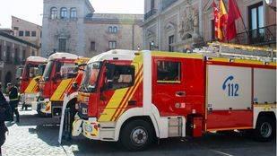 Las lluvias provocan el doble de intervenciones de bomberos