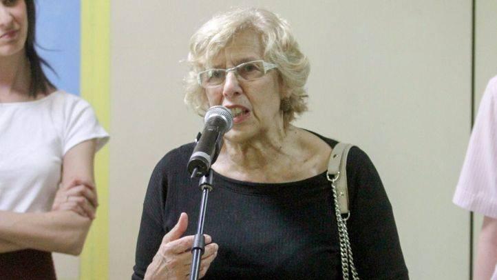 Carmena visitará el CIE de Aluche el 3 de noviembre
