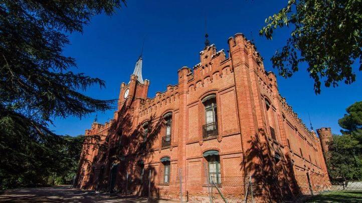 Palacio de la finca Torre Arias (Archivo).