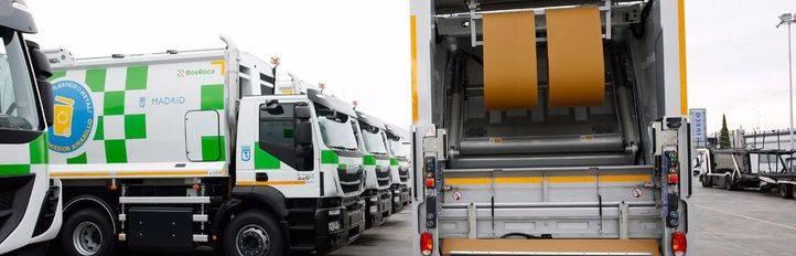La capital tendrá contenedor marrón, un día más de recogida del amarillo y más camiones desde noviembre