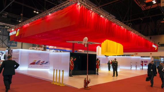 Iberia e Ifema renuevan su colaboración con motivo de Fitur 2017