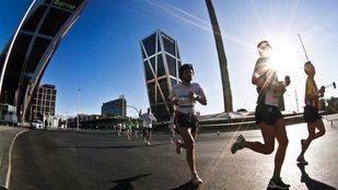 El ozono puede ser da�ino si se hace ejercicio f�sico en la calle.