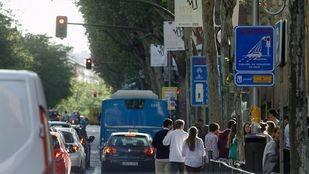 Un juzgado anula otra multa impuesta por el sistema de semáforo 'foto-rojo'