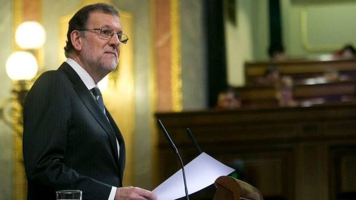 Rajoy propone un Gobierno