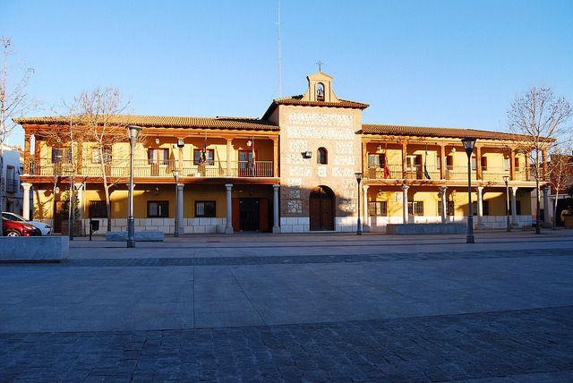 Sede del Ayuntamiento de San Mart�n de la Vega