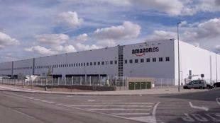 La sede de Amazon en San Fernando