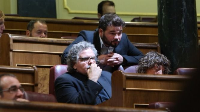 """ERC da por hecha la ruptura de Cataluña con España: 'Puigdemont iría a la cárcel por el referéndum. No les tenemos miedo"""""""
