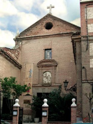 Convento de los Capuchinos en Alcalá