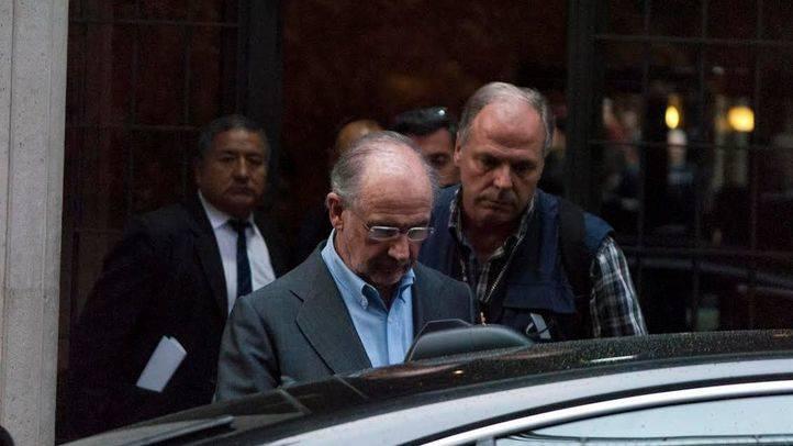 Anulada la investigación a Rato por la contratación de su excuñado en Caja Madrid