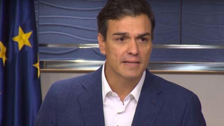 Sánchez renuncia a su escaño y arranca una nueva campaña para liderar el PSOE