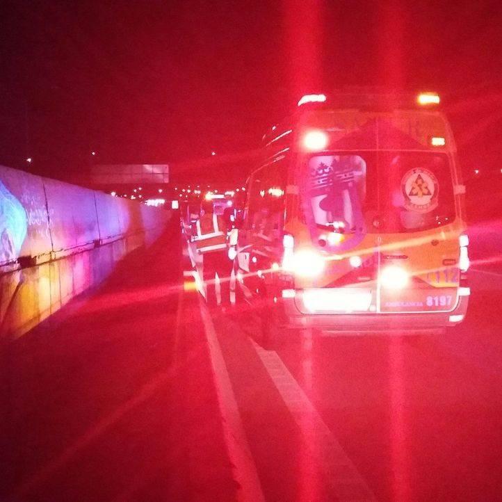 Fallece un hombre atropellado frente a La Gavia