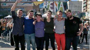 Juntas Podemos, la confluencia de los 'pablistas' y Urbán, aspira a echar al PP del poder