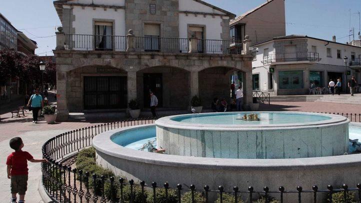 Muere una mujer de 90 años al caer a una piscina vacía en Galapagar