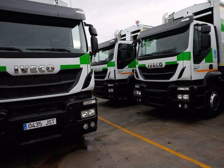 Arranca el nuevo contrato de recogida de basura con mejoras del servicio