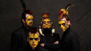The Primitals: surrealismo a cuatro voces