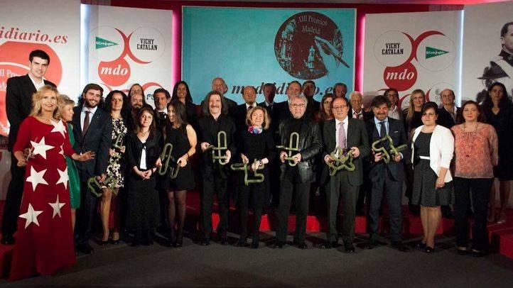 XIII edición de los Premios Madrid