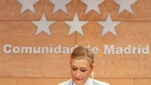 Cifuentes se descarta como integrante del Gobierno de Rajoy