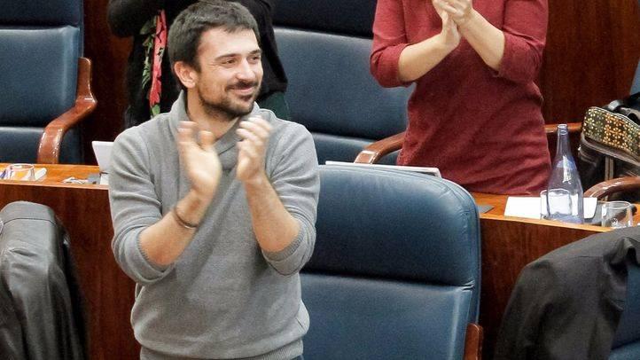 Los dirigentes de Podemos apoyan a Espinar y acusan a Cebrián de querer influir en las primarias