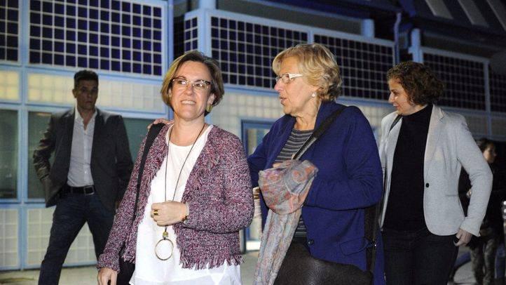 Carmena propone 'pisos tutelados y márgenes de libertad normalizada' tras su visita al CIE de Aluche