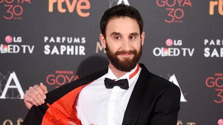 Dani Rovira presentará por tercera vez la gala de los Goya