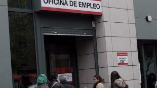 El paro aumenta en octubre un 0,18% en la Comunidad hasta llegar a los 420.305 desempleados