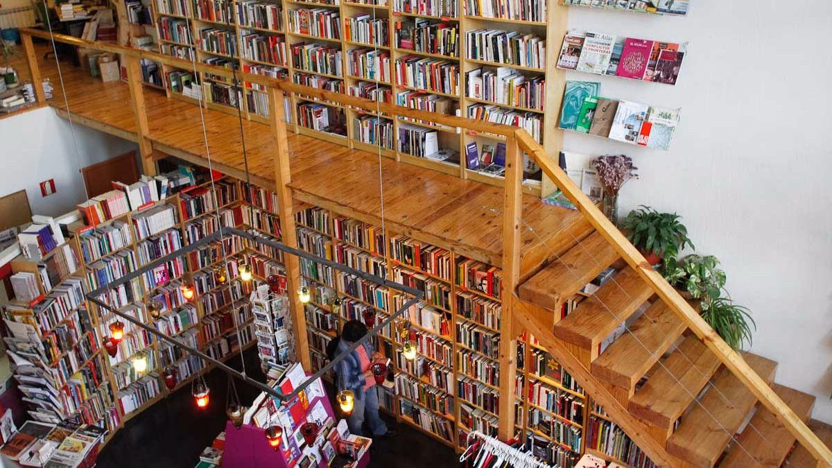 De ruta por las librer as m s curiosas de madrid madridiario - Librerias a medida en madrid ...