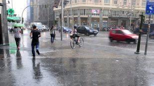 Más refuerzo en la gestión del tráfico por la lluvia