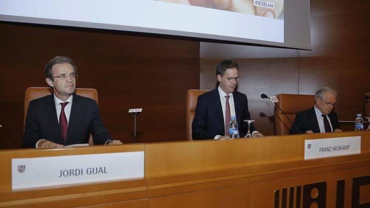 Jordi Gual defiende la ética y la responsabilidad corporativa como la clave de la gestión empresarial en el siglo XXI