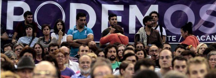 Arranca la batalla para liderar la 'cuna' de Podemos