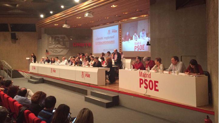 Congreso extraordinario del PSOE-M