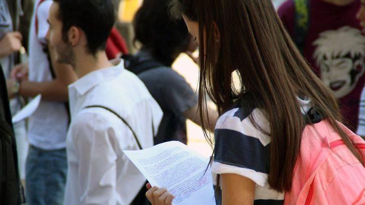 Madrid quiere que los exámenes de septiembre caigan en junio desde el próximo curso