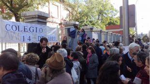 Una concentración reclama la vuelta del '14 de abril'